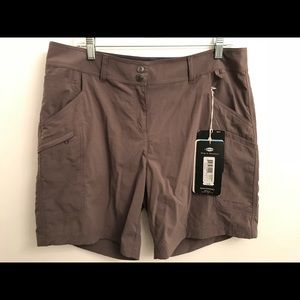 NWT Exofficio Active Shorts Size 12